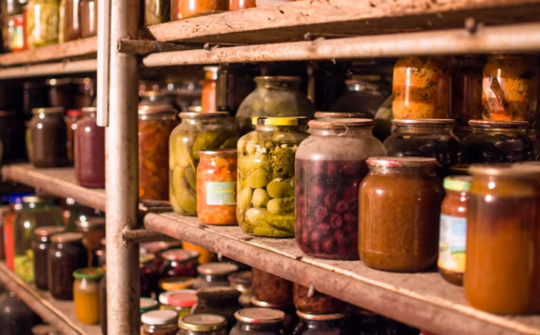 What Are Food Storage Methods